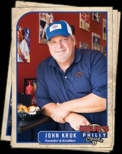 John Kruk Founder